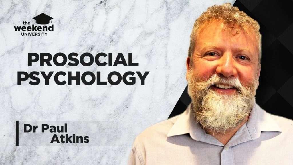 Paul Atkins - The Weekend University